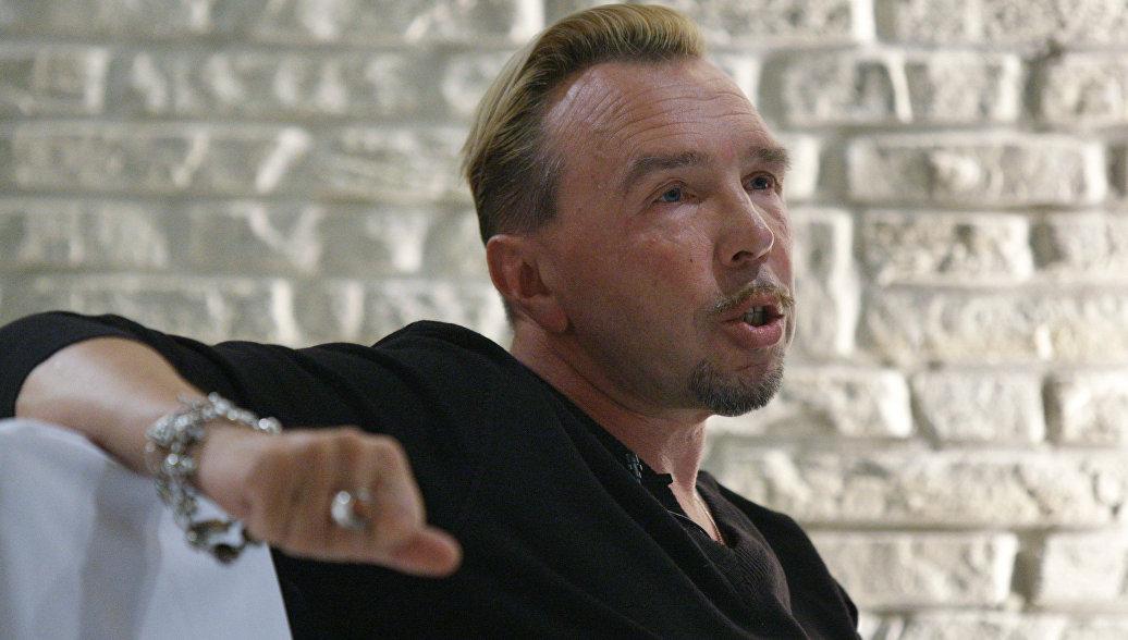 Музыкант Гарик Сукачев. Архивное фото
