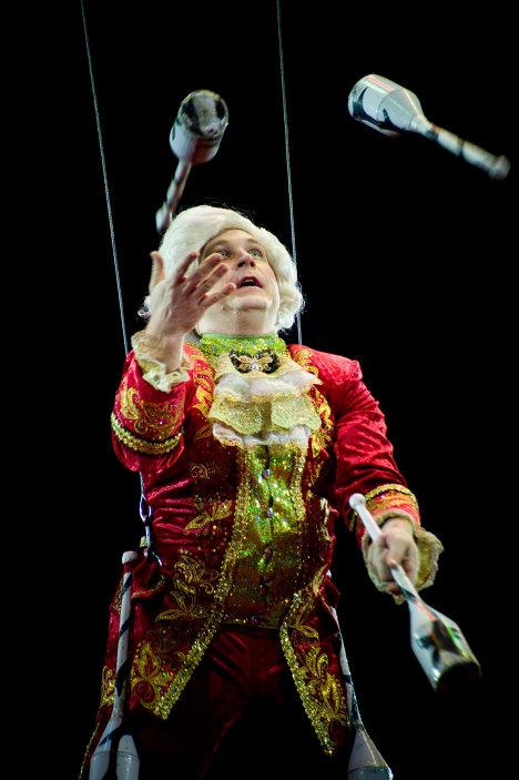 Представление в цирке на Цветном бульваре.