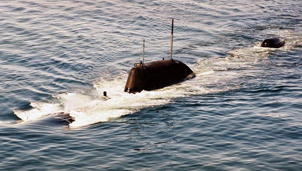 подводная лодка к 152 нерпа