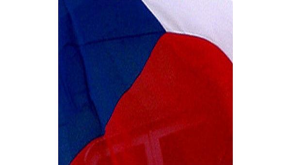 флаг чехии фото