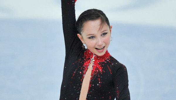 Фигуристка Туктамышева выиграла этап Гран-при в Канаде - Новости Фигурного катания - Зимние - Спорт Mail.Ru