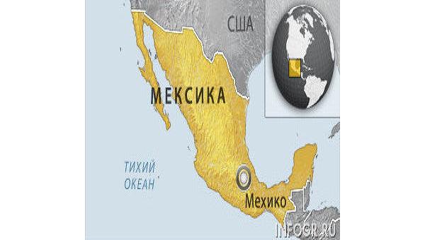 Студенты в Мексике устроили беспорядки из-за реформы образования