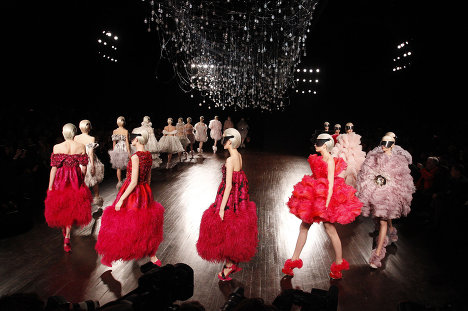 Гардероб наших леді в колекціях fashion дизайнерів - Страница 2 586770879