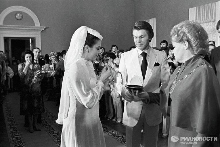 Свадьбы в 80 годов 5