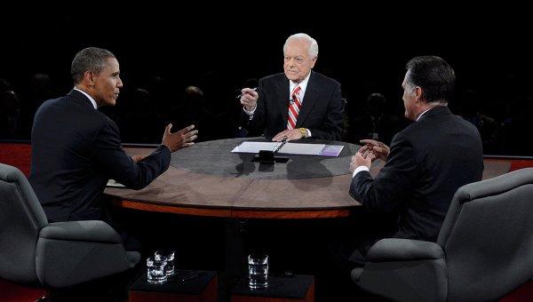 Обама выиграл последний раунд дебатов, упрочив позиции перед выборами